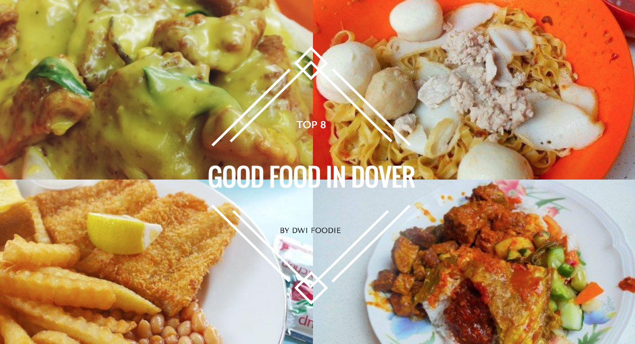 8 HIDDEN (DAMN WORTH IT) FOOD PLACES IN DOVER | Good Food